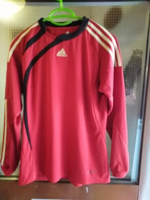 Adidas Originals Sports Shirt multicolored cotton