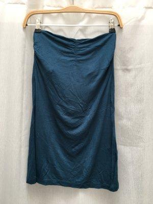 Stitch & Soul Haut bandeau bleu pétrole