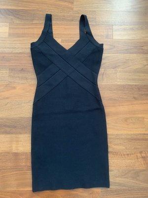 BCBG Maxazria Robe courte noir