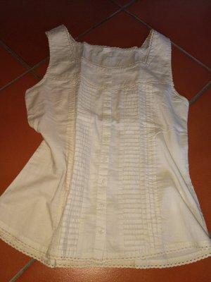 neues blusentop Bluse von S Oliver ungetragen Größe 34 XS 100% Baumwolle sehr schöne Details