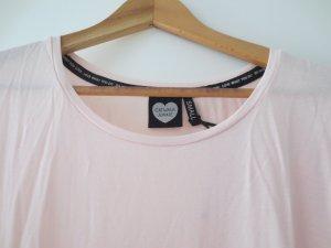 Neues Catwalk Shirt in Rose, Gr. 36/S, kurzarm