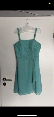 Magic Nights Robe à corsage turquoise