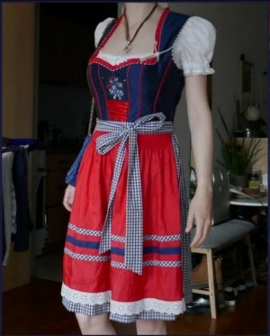 C&A Dirndl multicolored