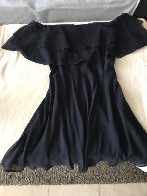 Esprit Bandeau Dress dark blue