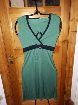 Halter Dress multicolored mixture fibre