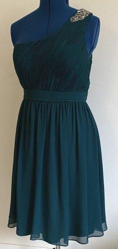 Laona Sukienka na jedno ramię petrol