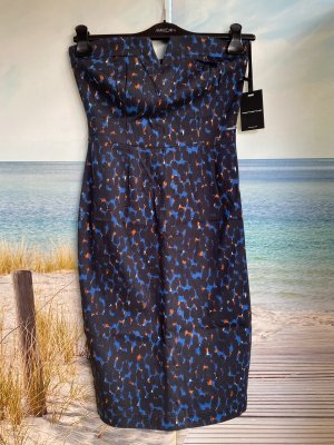 Fornarina Bandeau Dress multicolored