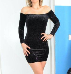 Neues Glitzer Kleid