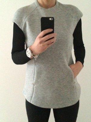 Neues, graues Scuba-Oberteil von Zara