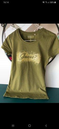 neues guess shirt mit glitzer größe S