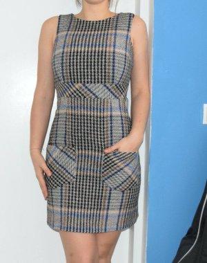 Orsay Woolen Dress multicolored