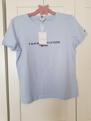 Neues Hilfiger T-Shirt Mit Etikett