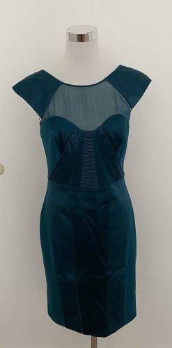 Neues Karen Millen Kleid in petrol