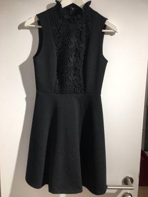 Neues Kleid abzugehen