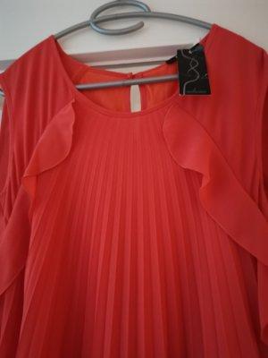 -8- Venice Sukienka o kroju litery A łosowiowy