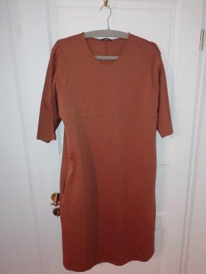 Bleifrei Sweat Dress bronze-colored