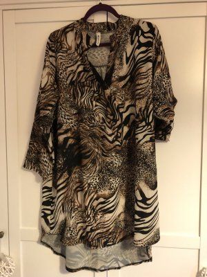 Neues Kleid/ Tunika Leoprint Gepard New Collection