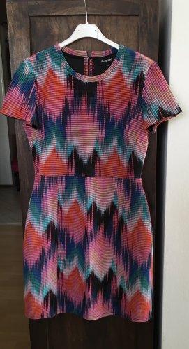 Desigual Shortsleeve Dress multicolored
