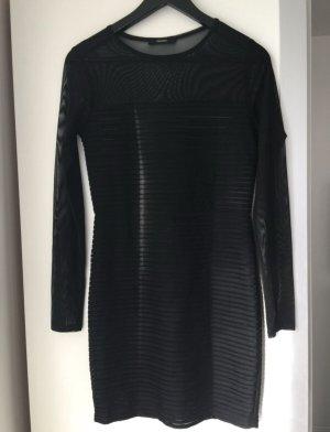 Forever 21 Robe à manches longues noir
