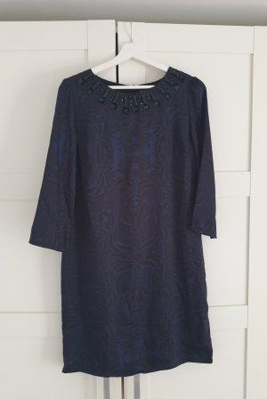 Hallhuber Donna Tunic Dress dark blue
