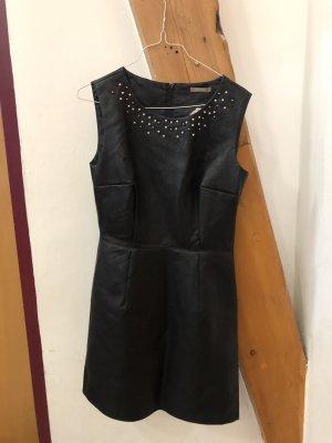 Orsay Vestito in pelle nero