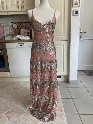 Neues Kleid von Zara mit Pailletten Gr. M