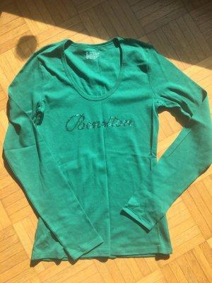 Neues langarm Shirt von benetton - small