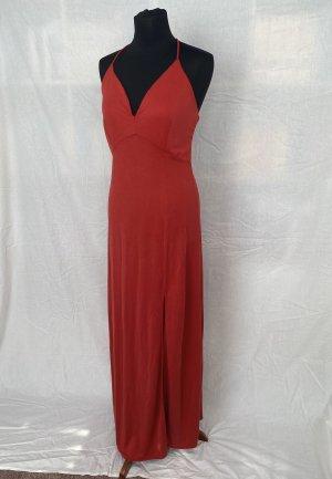 Mango Maxi Dress multicolored
