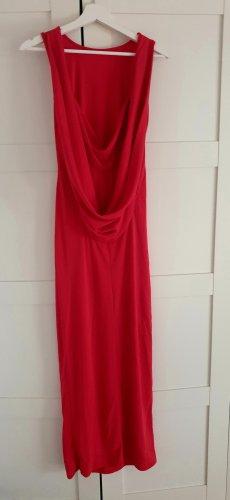 ASOS DESIGN Maxi-jurk lichtrood
