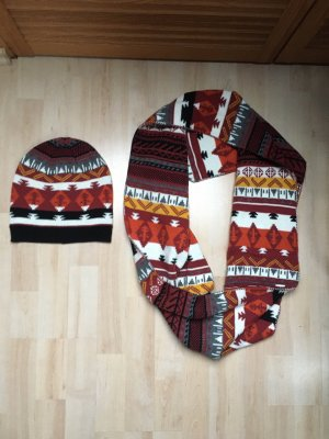 Gina Fabric Hat multicolored