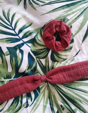 selfmade Bandeau cheveux multicolore coton