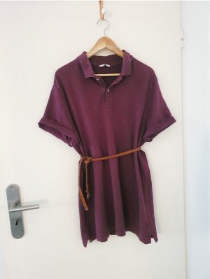 C&A Polo Dress multicolored cotton