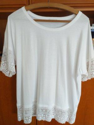 neues nicht getragenes weißes Shirt von Riani