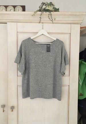 Abercrombie & Fitch Camicia maglia grigio