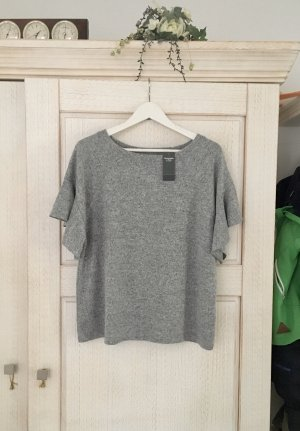 Abercrombie & Fitch Knitted Jumper grey