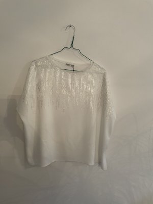 Zara Woman Top extra-large blanc