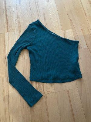 Nakd Camisa de un solo hombro multicolor