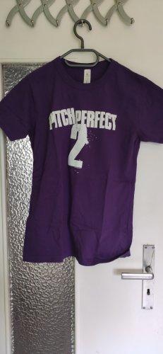 B&C collection T-shirt violet foncé