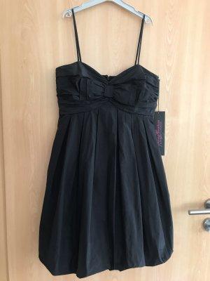 Barbara Schwarzer Vestido de baile negro