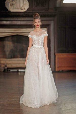 Berta Dress white