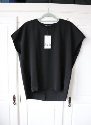 Zara Oversized shirt zwart