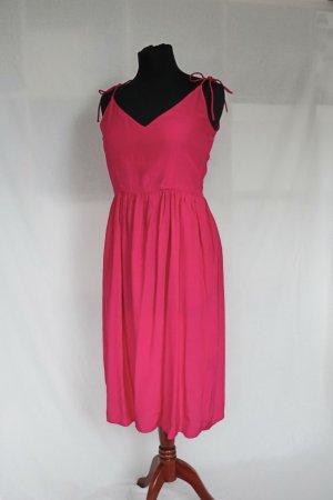 Neues Pinkes magenta farbendes Kleid von & other stories Größe 38M