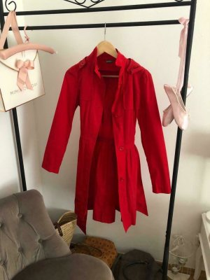 United Colors of Benetton Manteau de pluie rouge