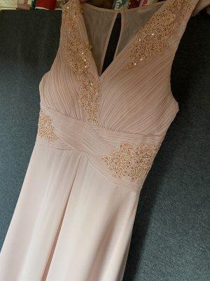 Neues Rosa Abendkleid Ballkleid von Vera Mont