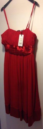 New Look Vestido rojo ladrillo-rojo