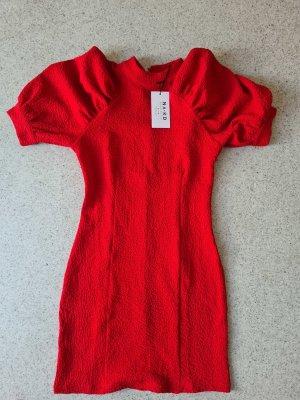 Neues Rotes Kleid von Na-kd Sommerkleid