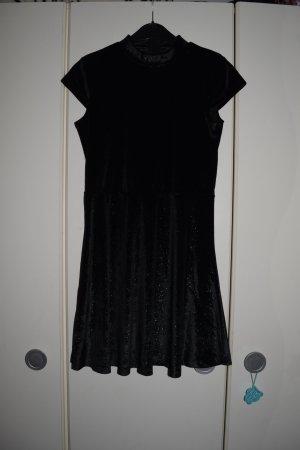neues schwarzes Kleid, Minikleid, Gr. XXS/30/32