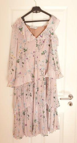 neues Self-Portait Kleid mit frühlingshaftem Blumenmuster