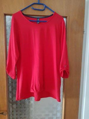 Multiblu Shirt Tunic red