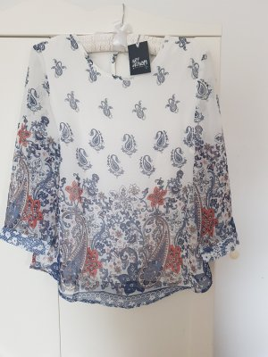 neues Shirt mit Paisley-Muster Gr.38